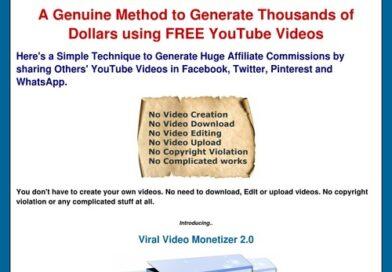 Viral Video Monetizer 2.0